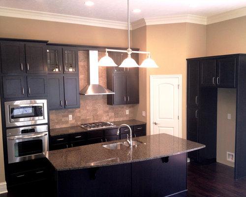 Sarsaparilla Cabinet Color Home Fatare