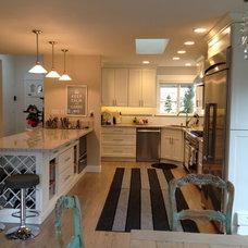 Modern Kitchen by DC Mitchell Design & Construction