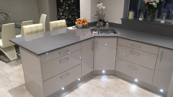 Kitchens design supplied & fitted