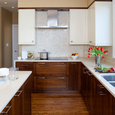 Traditional Kitchen by DH VEIRS CONTRACTING