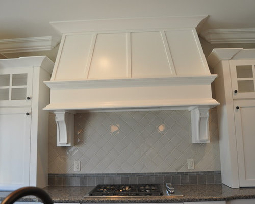 Shaker style hood ideas pictures remodel and decor for Shaker style kitchen hoods