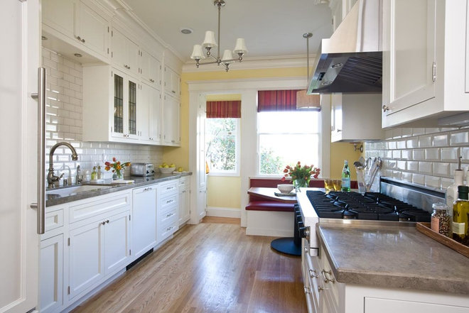 Traditional Kitchen by Doyle Design Group