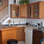 Kitchen Transformation Traditional Kitchen