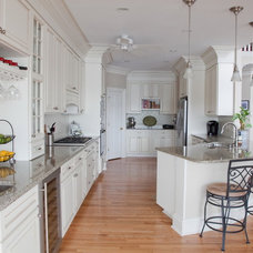 Traditional Kitchen by Dynamic Design-Build LLC