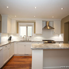Traditional Kitchen by Element Home Projects