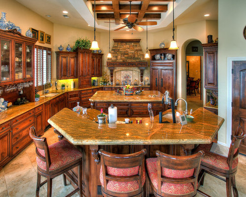 Southwest Kitchen Houzz