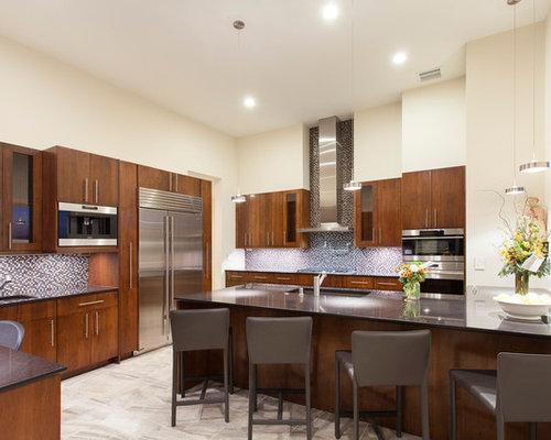 Albuquerque kitchen design ideas renovations photos with composite countertops for Albuquerque kitchen cabinets