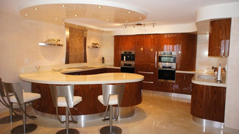 Kitchens featuring Top Line Appliances
