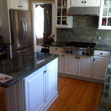 Traditional Kitchen by Fine Line Renovations, LLC