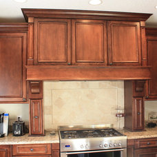 Traditional Kitchen by Finishing Touch Custom Woodworks