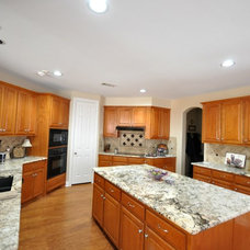 Traditional Kitchen by Fresh Coat Painters of Allen & McKinney