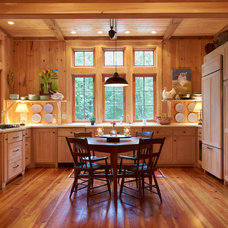 Farmhouse Kitchen by Futral Construction