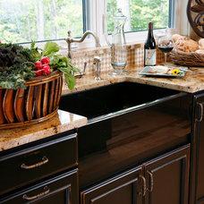 Traditional Kitchen by Rockford Kitchen Design
