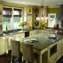 A Bigger Kitchen without a Major Renovation