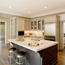 Traditional Kitchen by Gerrity Stone