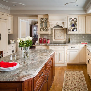 how to tile a kitchen countertop kitchen soffit houzz 8919