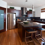 Paton Terrace Kitchen Transitional Kitchen Other By Atmosphere Interior Design Inc