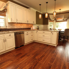 Traditional Kitchen by Green Basements & Remodeling