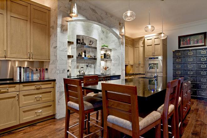 Modern Kitchen by Hermitage Kitchen Design Gallery
