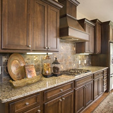Traditional Kitchen by Homes by Tradition