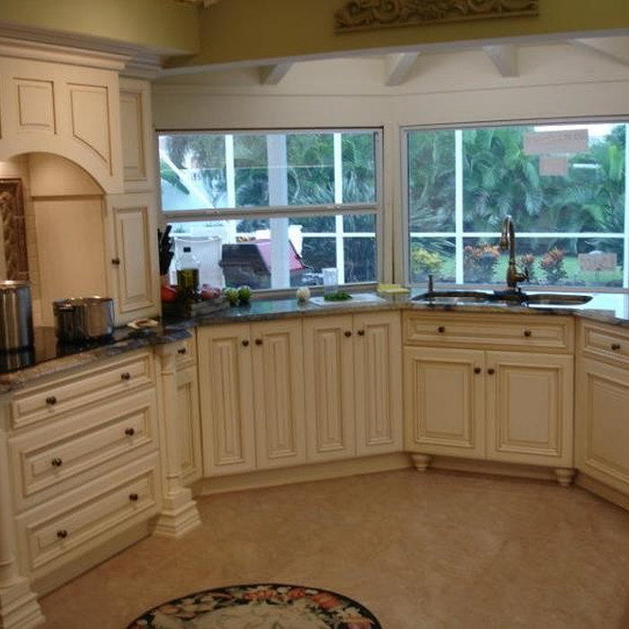 Antique Glaze Kitchen