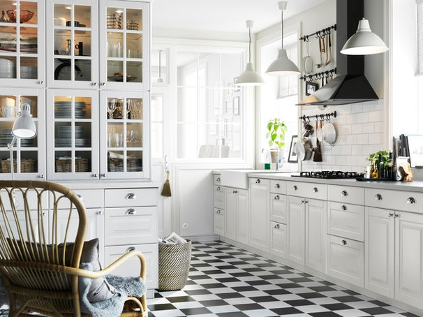 Traditional Kitchen by IKEA