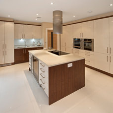 Contemporary Kitchen by Visionary Kitchens