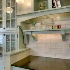 Traditional Kitchen by J.A.S. Design-Build