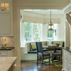 Transitional Kitchen by Jan Gleysteen Architects, Inc