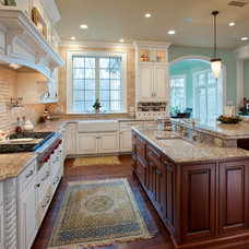 Traditional Kitchen by Jay Greene Photography