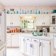 Eclectic Kitchen by Jeff Walker Photography