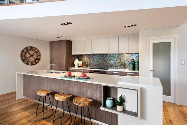 Contemporary Kitchen by Jodie Cooper Design