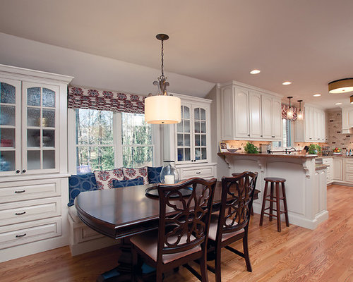 Kitchen Banquette Houzz