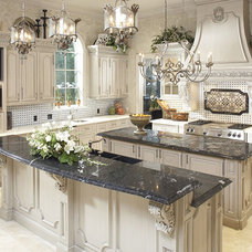 Mediterranean Kitchen by John Termeer