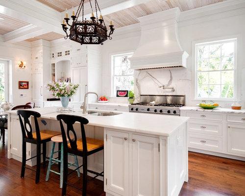 Large Kitchen Island Ideas | Houzz
