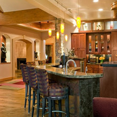 Traditional Kitchen by Karen Forey Design Group
