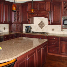 Traditional Kitchen by Modern Home Renovation