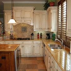 Traditional Kitchen Kitchens Kitchen