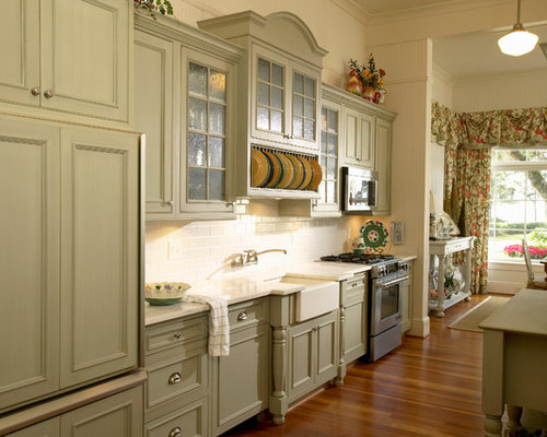 galley kitchen pictures cabinet above sink houzz 1169