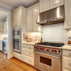 Traditional Kitchen by Legacy Custom Homes