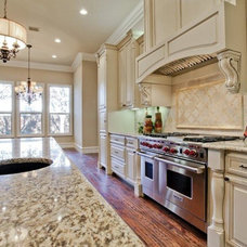 Traditional Kitchen by Levantina USA