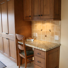 traditional kitchen by Marino General Contracting Ltd