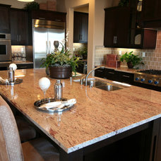 Traditional Kitchen by marten g remodels