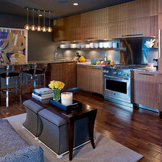 Contemporary Kitchen by Maxine Schnitzer Photography