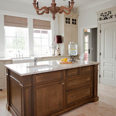 Traditional Kitchen by McBurney Junction
