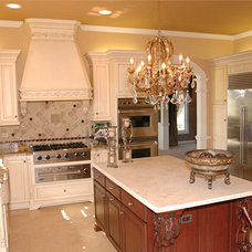Traditional Kitchen by Meyer Design