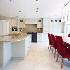 Contemporary Kitchen by Michael Farrell Custom Furniture