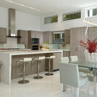 Kitchens – Modern – Contemporary - By J Design Group - Miami Interior Designers.