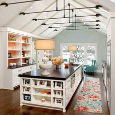 Traditional Kitchen by Moore Designs Inc