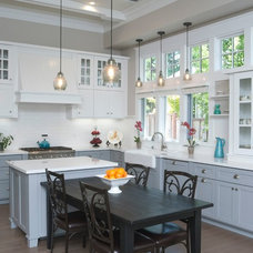 Traditional Kitchen by Morgenroth Development